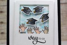 Cards - Graduation, School