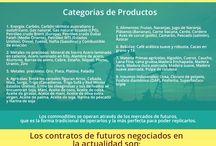 Commodities / Con los Commodities puedes invertir a través de CFD's, conoce cuáles son las materias primas más operadas.   www.ffsignal.com