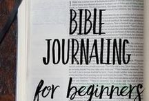 Tips for Bible journaling