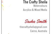 The Crafty Sheila / Art I create - Enjoy! To view my art that's for sale go to: https://www.etsy.com/au/shop/TheCraftySheila