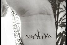 Skaffa tatuering
