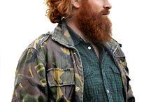 redhead men