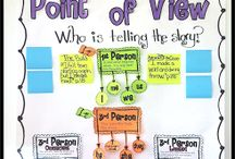 Character and Point of View / by Tracy Trader