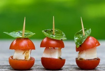 Appetizing Appetizers / by Carrie Koeppen Stock