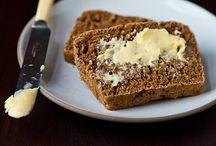 Breads/muffins / by Stephanie Polakowski