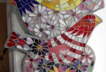 Mosaic garden project