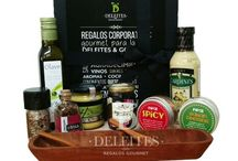 Regalos Corporativos Gourmet / Regalos Gourmet