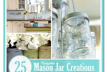 things to do with Mason -jars