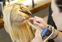 Umstyling / So sehen Siegerinnen aus ... nachdem Sie eine Great Lengths Haarverlängerung gewonnen haben