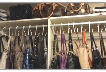 Accessorize your Closets / Ideas for how to make your closets more functional