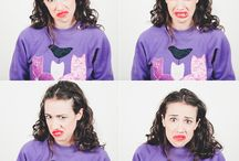 Miranda Sings / I used to be in love with Miranda sings but now she is just a annoying lady with a lot of lipstick but if you like her I will keep this board for you