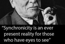 Carl Jung ~ Synchronicity