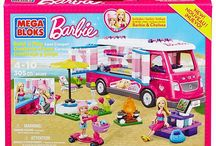 Mega Bloks Barbie Luxe Camper-new launched
