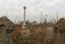 cemetery pictures (not my pics) / by Karen Kuntz