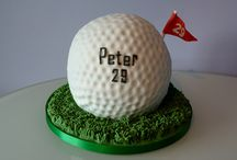 Cakes of all SPORTS / by Betty Clark