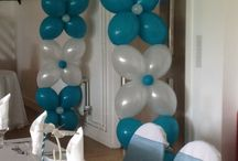 LOL Balloons Decor