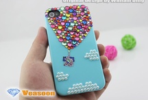 Phone cases  / by Mariana Paso