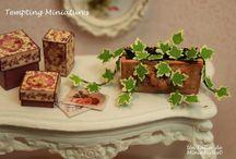Dollhouse: Plants / by Dulce R-L