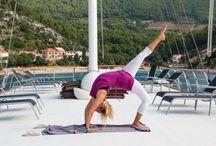 Sail&Yoga en Croatie / La sérénité à bord.