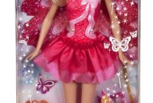 barbie fairies and mermaids collection