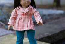 AG Doll clothes / by Suzanne Larochelle