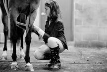 INSPIRE :: people & Equine / by Andrea Blair