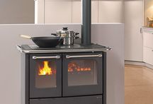 La Nordica / The La Nordica-Extraflame Group is driven by the characteristic forces of Italy's north-east: passion and hard work. Cooking and heating innovation has always been a feature of La Nordica-Extraflame products. The company was born in 1967 and from this time they have worked hard to expand and improve their product range, their range cookers are diversified and advanced, and can easily satisfy the needs and preferences of today's consumer.