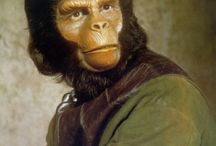 APE UNIVERSE... / Planet Of The Apes...Film...TV...Cartoon...Comic Etc!  ...FULLY OPEN IMAGE FOR LARGE VIEW...