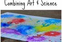 Art and Science Projects