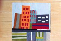 Quilt blocks / by Teje Karjalainen