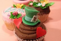 cupcakes and desserts