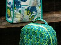Sewing Lunch Bag