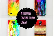 SAMSUNG GALAXY cases / by My Sketchbook Project by Sreetama