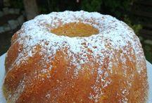 Backen - trockene Kuchen