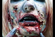 Scary Make-up