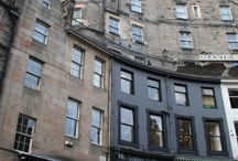 Victoria Street, Edinburgh / Victoria Street, Edinburgh - a picturesque street of shops, restaurants and cafes where you can find plenty to keep you browsing for a couple of hours.  Visit when staying at nearby Craigwell Cottage: http://www.2edinburgh.co.uk