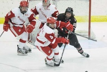 St. Cloud State at Wisconsin hockey / by St. Cloud Times newspaper/online