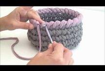 Pletení / háčkování