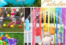 Summer Fun / by Leah Martinez