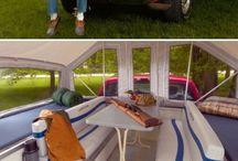 bakkie tent, storage