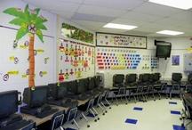 set up school rooms