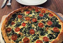 Pizza, Quiche und Co.