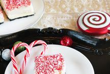 Peppermint Recipes / Are you a Peppermint lover? Check out these ideas for food, drinks and body products!
