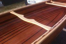 canoe construction