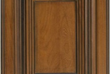 Cherry Doors / Cherry wood mellows with age and so the color will change through the years.  These are some of our most popular Cherry Doors.  Great for refacing or new cabinets.