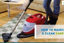Carpet Cleaning / Carpet cleaning carpet takes most of your investment of your home. So, this calls for a regular cleaning service for your carpets to help them stay clean and refreshing for years to come.