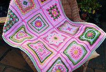 Crochet afghans: Block a Day/Month/Week