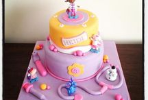 Fabulosity in Children's Birthday Cakes / Great art design in kids cakes and cupcakes.