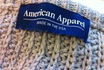 Made in the USA / Items made in the USA / by Jeannine Douce