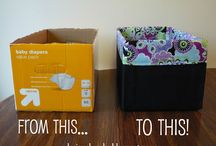 Easy and affordable DIY organization solutions